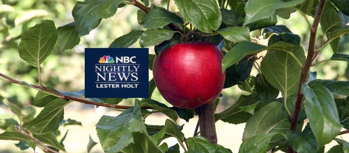 CosmicApple NBC News